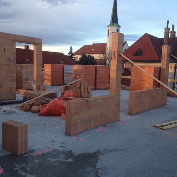Über den Dächern von Guntramsdorf