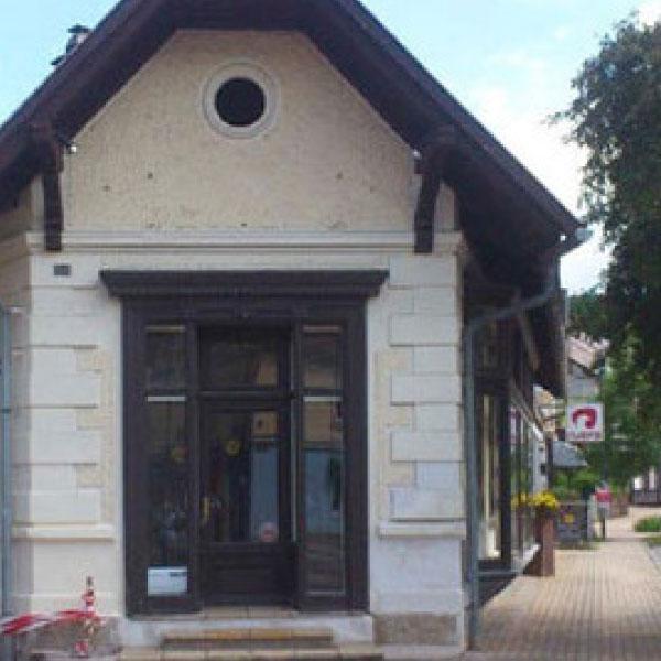 Renovierung eines historischen Gebäudes im Stadtkern von Berndorf